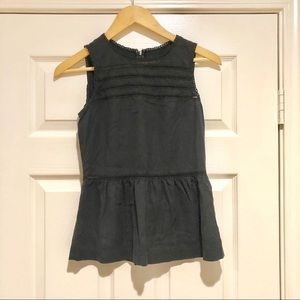 Madewell Sleeveless Top Size XS